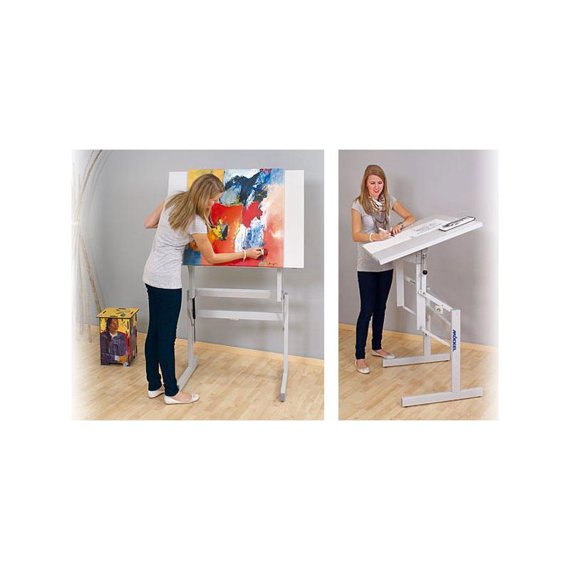 Durchschnittliche Tischhöhe höhenverstellbarer sitz steh tisch ergo s 72 tischhöhe 72
