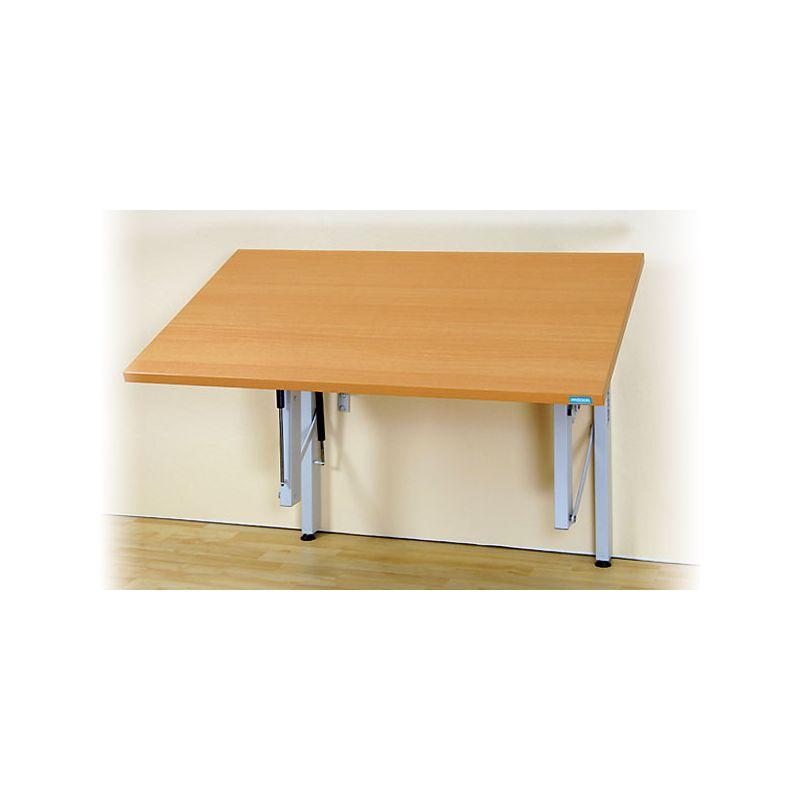 Durchschnittliche Tischhöhe höhenverstellbarer tisch ergo s 67 w zur wandmontage tischh oum