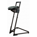 Antistatic Sit Stand Stool  THE STEADY, by Lotz