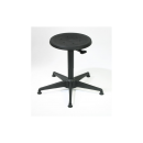Antistatic Swivel Stool Model 3321 with Gliders by Lotz