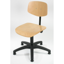 Working Chair Modell 6165 with Gliders by Lotz